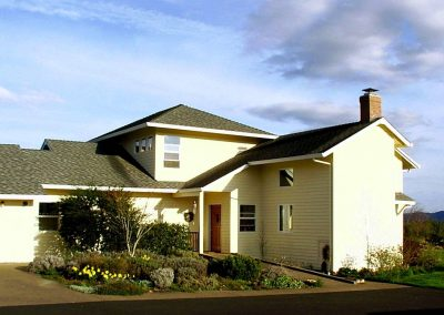 Home exterior entrance